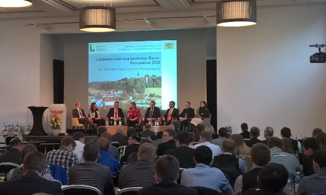 Bayer.-Österr. Strategietagung 2017 in Straubing
