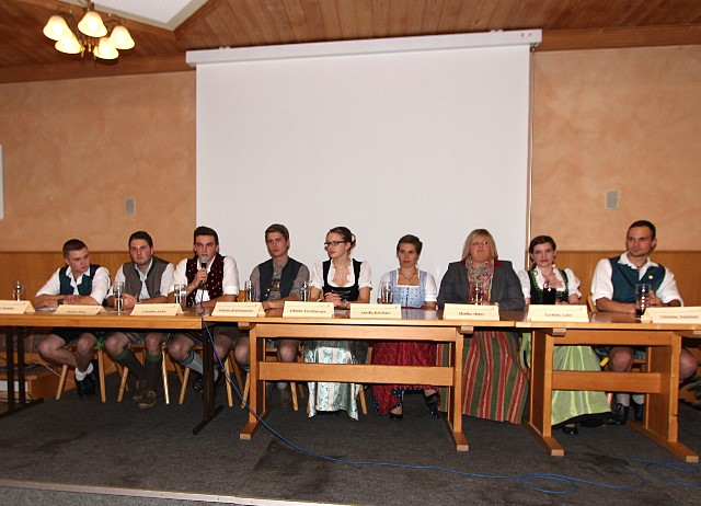 Bei der Diskussionsrunde waren die Referenten mit dem 2. Standbein als Thema in den Vorträgen gefordert